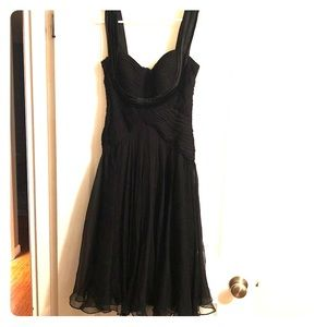NWOT-Never Worn Black Tadashi Dress